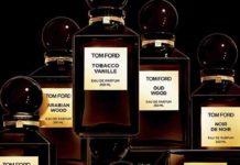 Przewodnik po kolekcji zapachów Tom Ford