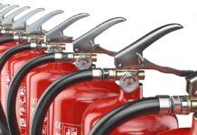 gaśnice do gaszenia
